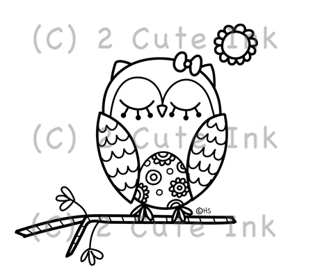 Owl Doodle Drawing Owl Doodle is no Longer a